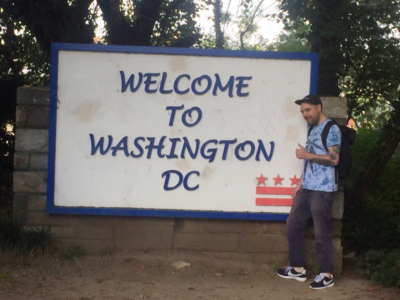 The best part about D.C. is getting to see all of the places from  Good Will Hunting . LOL. Photo: MW.