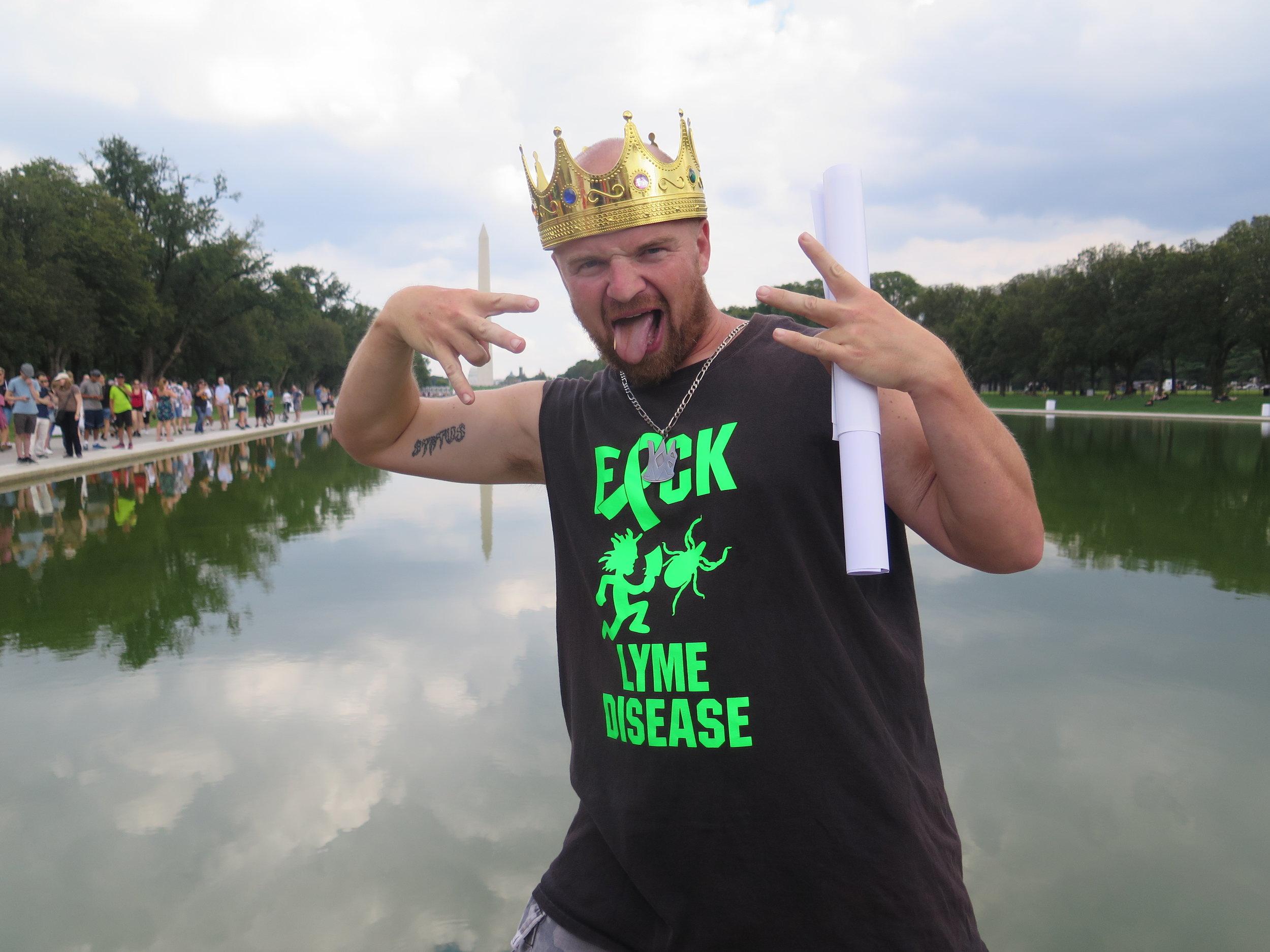 King B (  @KingOfStatusB  )from Michigan.