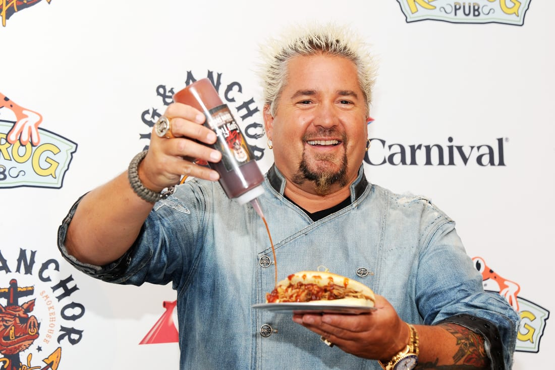 Will one of these opportunities be your ticket to Flavor Town? The mind reels.