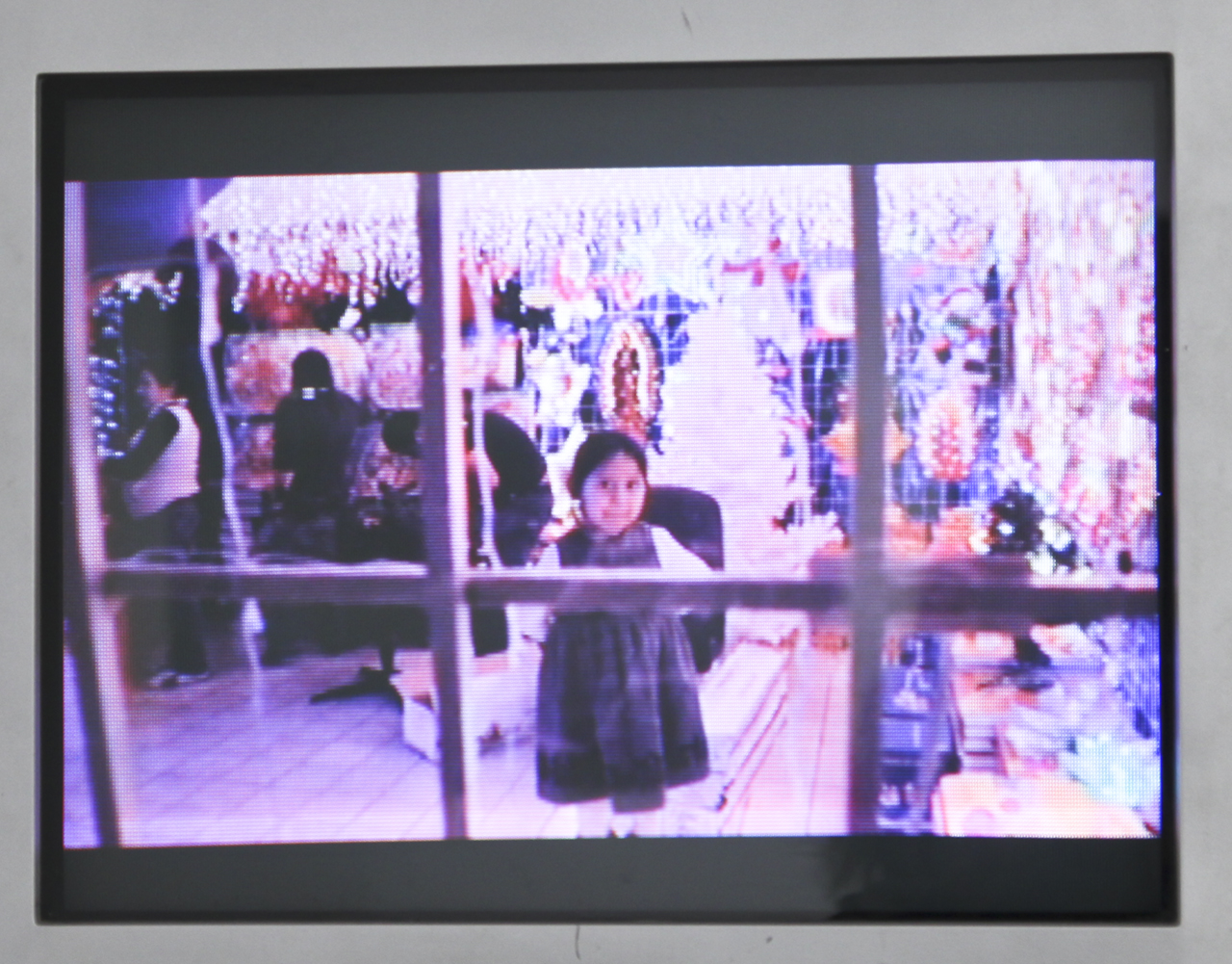 """Rubén García Marrufo's   i hated here   (2016), video, 27 minutes,from the exhibition  """"Replacing Place,""""  curated by MK Guth, currently on view at Anytime Dept. in Cincinnati, OH"""