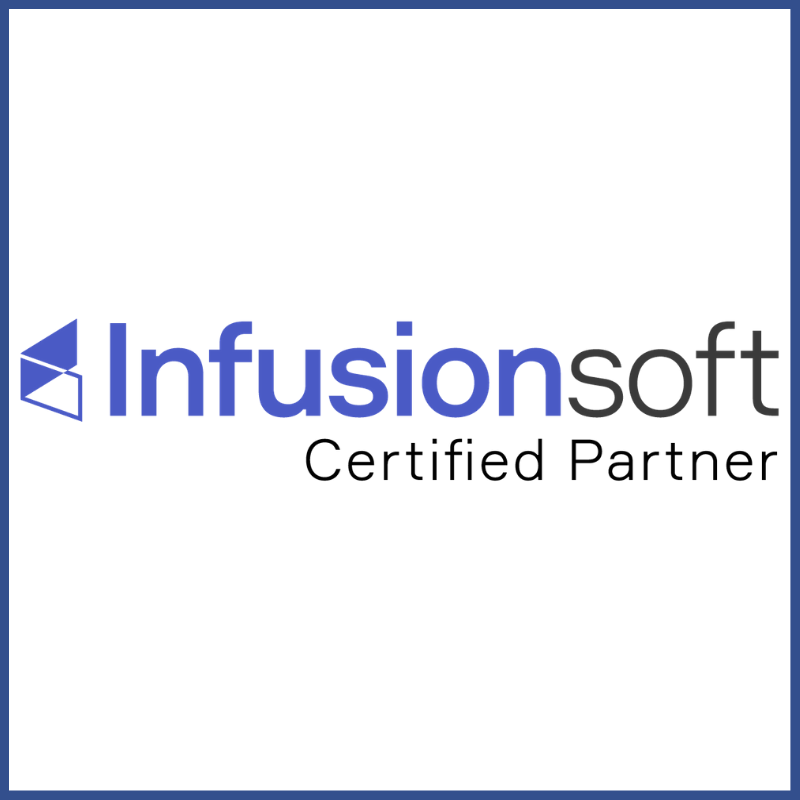 Infusionsoft Certified Partner