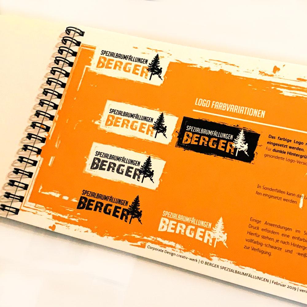 - BERGER DOMINIK STARTET SEIN UNTERNEHMEN MIT FRISCHEM DESIGN!