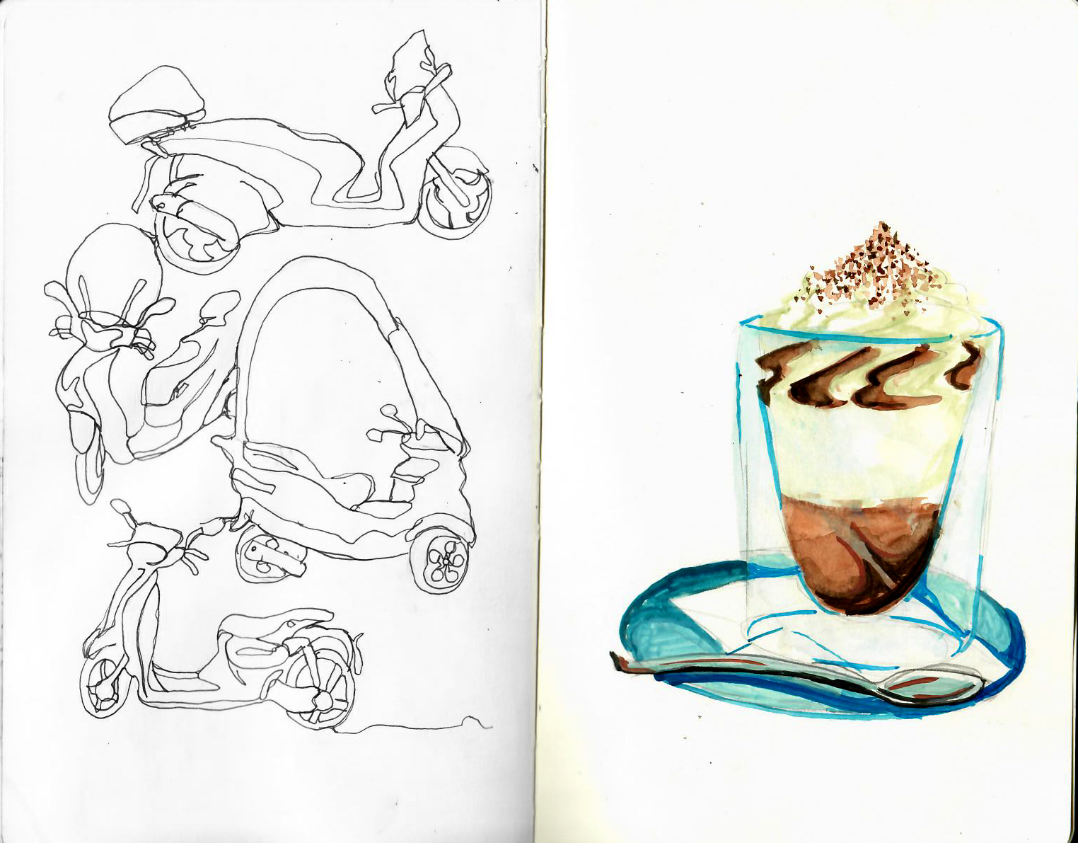 Mopeds and Hot Chocolate, 2017