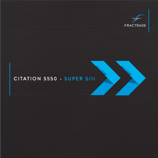 Citation S550 - Super S/II for sale by Fractrade