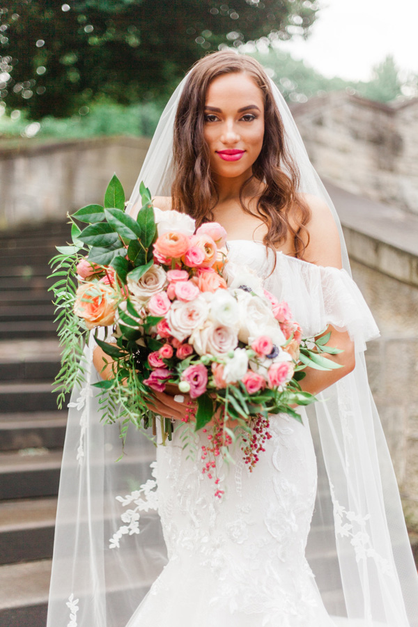 Energy + Enthusiasm - It was a pleasure working with Jasmine at our recent bridal photo shoot. She is well organized and thorough. She brought energy and enthusiasm to the set which kept everyone motivated. She is a hands on planner who gets involved and helps the vision come to life. We look forward to working with her again.— Laura Smith, Owner/Designer, A Bride's Design & Erin O'Leary, Intern, A Bride's Design