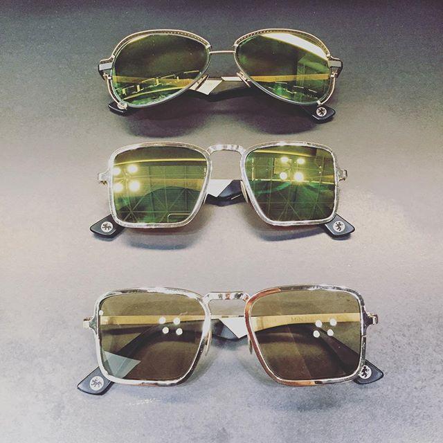 Chad Murawczyk MiN New York Scent Stories Eyewear Barrel