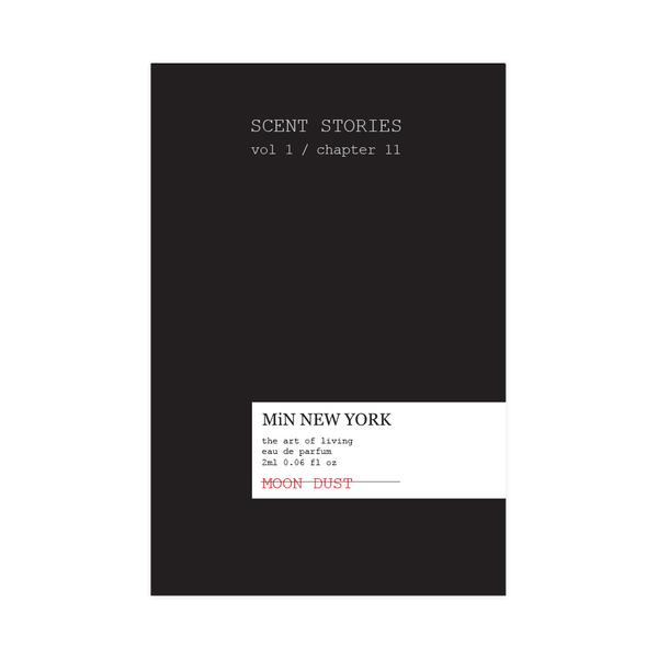MiN New York Chad Murawczyk Scent Stories