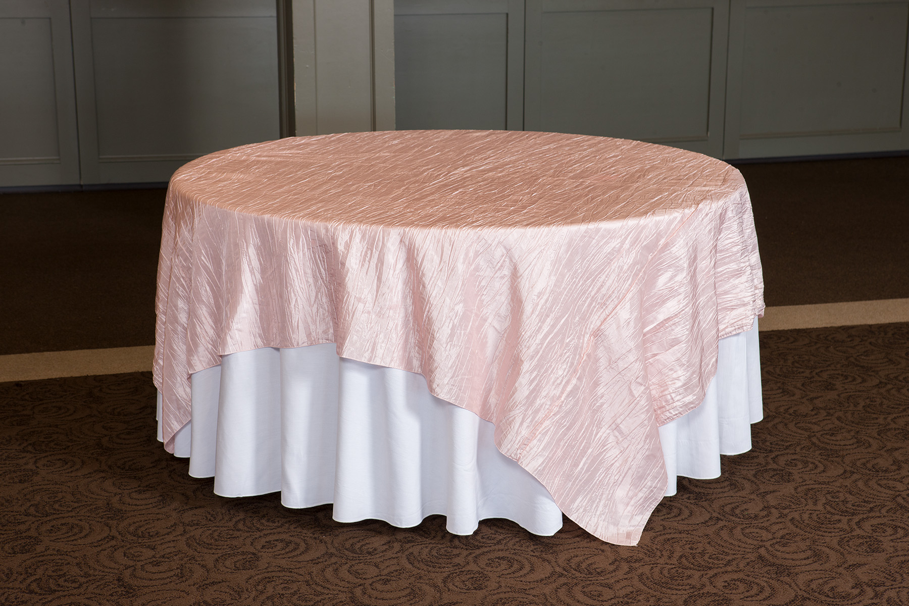 Pink Accordion Taffeta