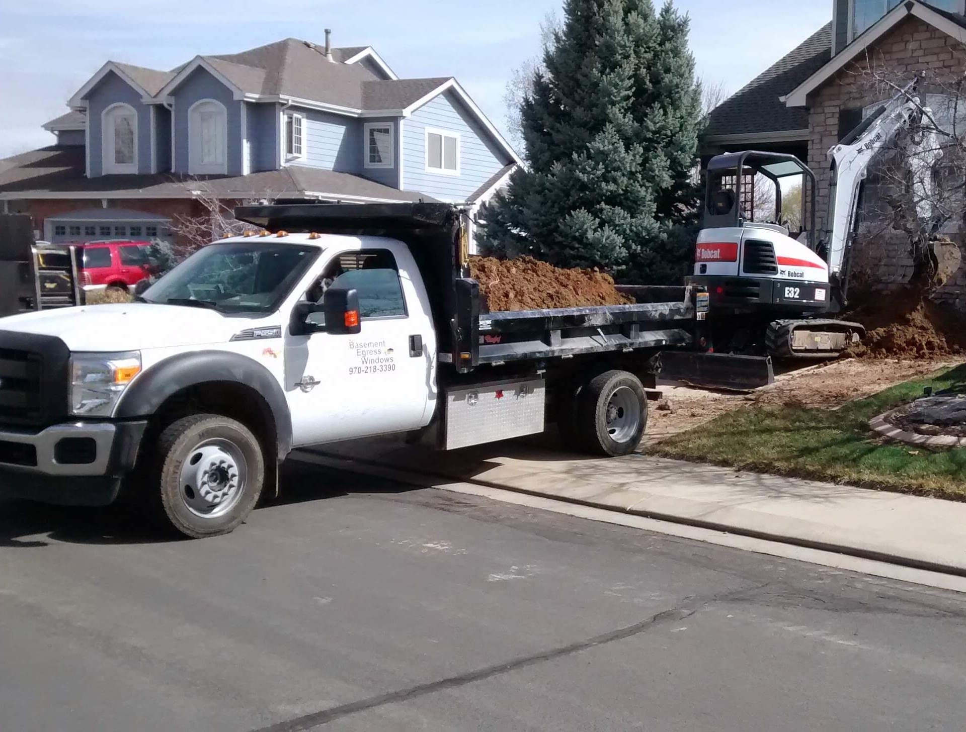 Top-Notch Equipment - We maintain our own fleet of state-of-the-art excavation equipment, trucks, and installation tools,so that your project will never suffer delays because of the faulty, overused, outdated, or poorly maintained rental equipment that our competitors often rely on. Thanks to this, we can install your basement windows and window wells more quickly and with better results than the competition.