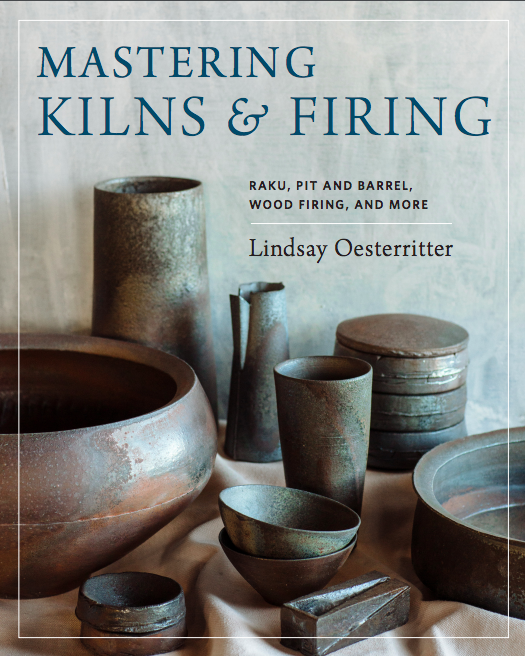 - I am excited to be able to share this book with you! As the title suggests, it is focused on learning more about kilns and getting started in atmospheric firing. From the first time I fired a kiln to today, I am continuously motivated by the potential and happenings within the firing process. This book is an effort to share my knowledge, experience, and love of that finishing flame with you. It specifically focuses on smaller kilns and shorter firings, making it all that more approachable. Along with my perspective, there are also many talented feature and gallery artists that represent the remarkable potential of alternative firing. I hope you enjoy!Pre-order here!