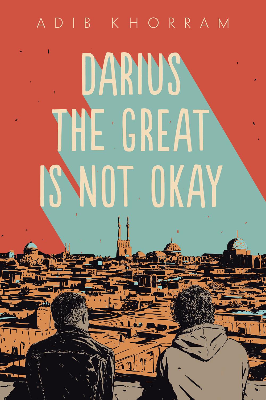 Cover design by  Samira Iravani . Illustration by  Adams Carvalho .  (Click image for high resolution version.)