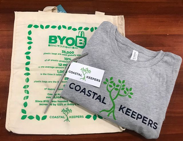 We are 10 days away from The Launch on November 17th! Tickets include cocktails, a delicious dinner, live and silent auctions, a 50/50 raffle, and a few very special surprises. All guests will receive a Coastal Keepers long sleeve shirt, reusable canvas bag, reusable stainless-steel straw, and a bumper sticker! Learn more at: sancapcoastalkeepers.org/the-launch