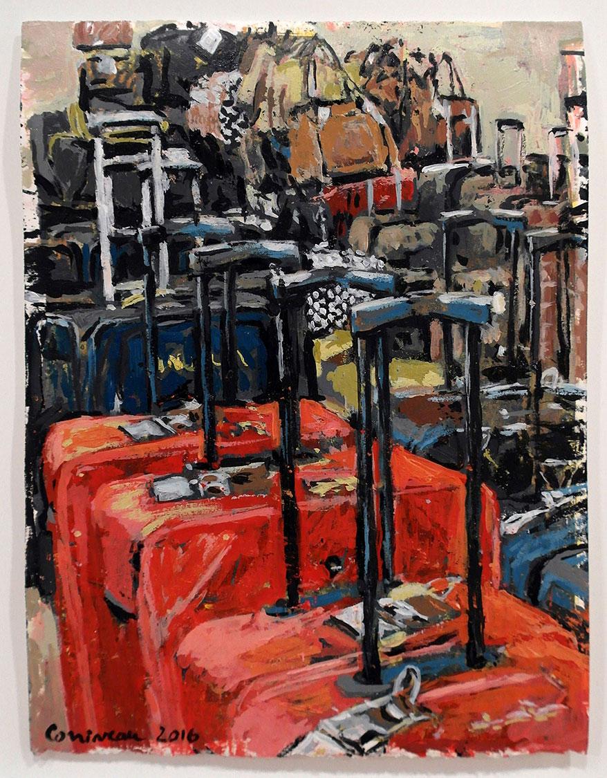 Valises / Bags, 2016