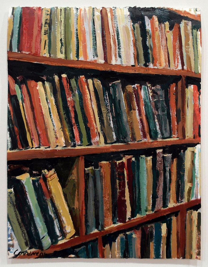 Bibliothèque / Book Shelves, 2016