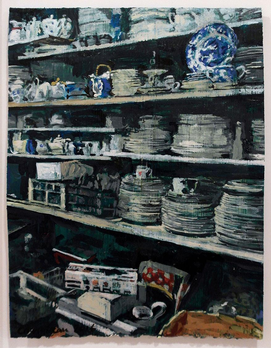 Vaisselle / Dishes, 2016