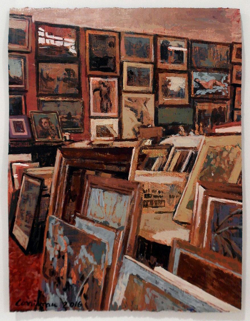 Tableaux / Paintings, 2016