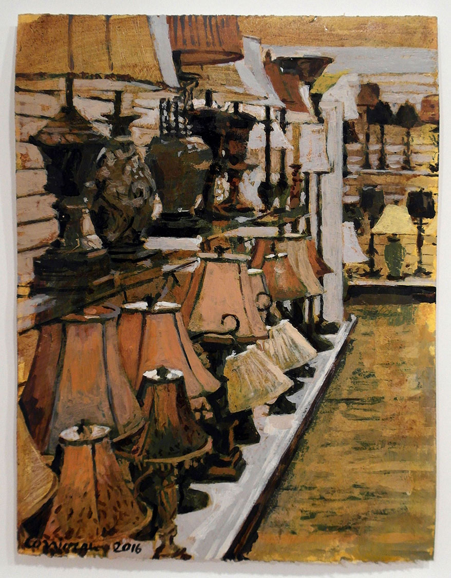 Lampes / Lamps, 2016