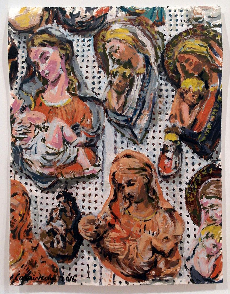 Madones / Madonnas, 2016