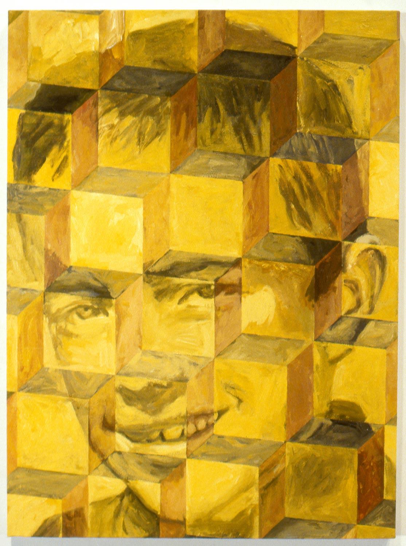 Jeune peinture (Young Painting): Guy Pellerin, 1997