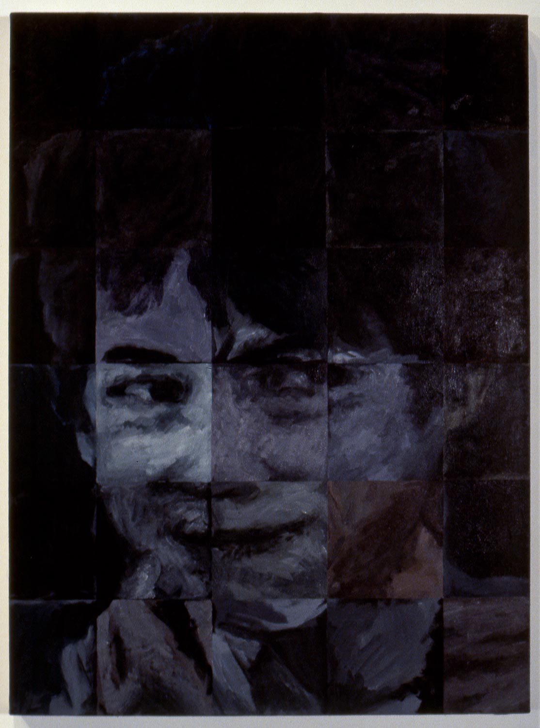 Jeune peinture (Young Painting): Céline Baril, 1997