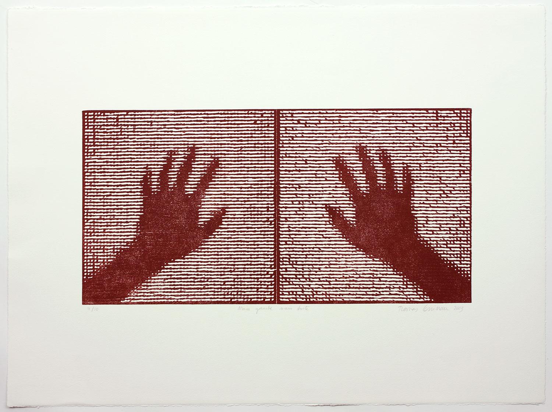 main gauche main droite (left hand right hand), 2003