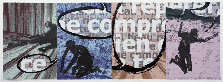 J'ai beau répéter (No Matter How Much I Repeat Myself), 2006