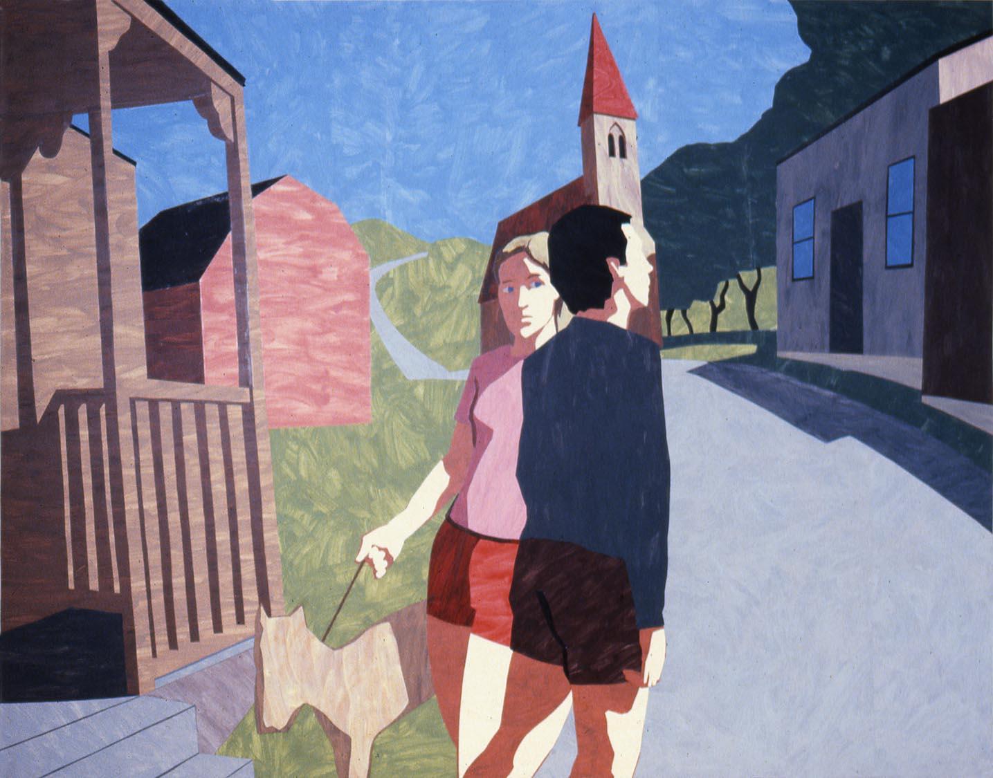 Anne et Joachim (Anne and Joachim), 1982