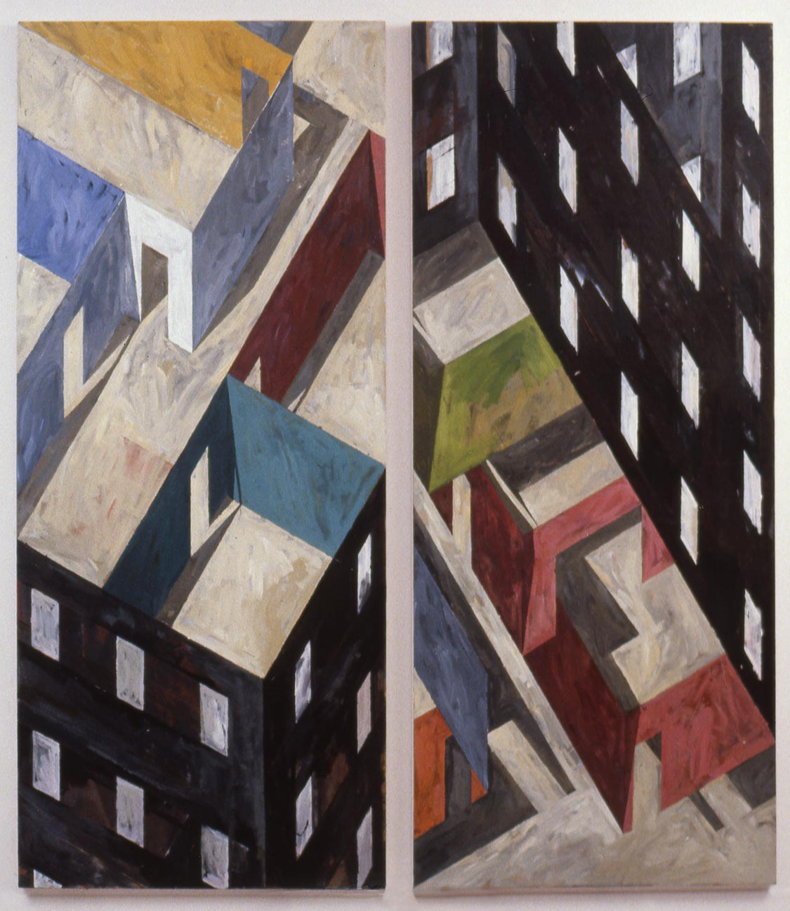 Appartements (Apartments), 1990