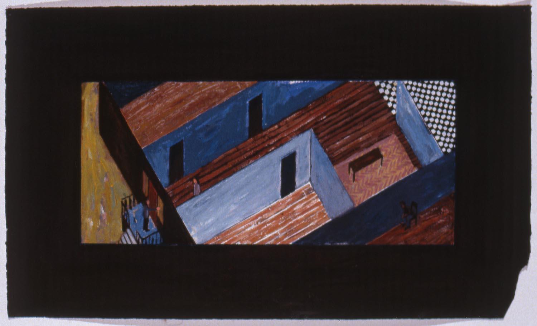 Les voisins (The Neighbours), 1989