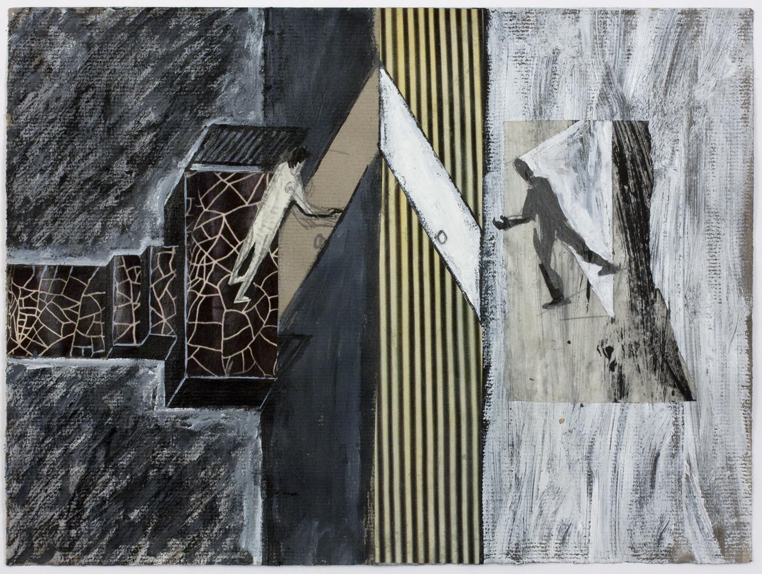 Autour d'une porte (Around A Door), 1988