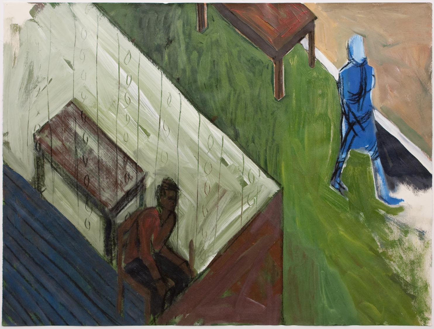 Le voisin écoute (The Neighbour is Listening), 1989
