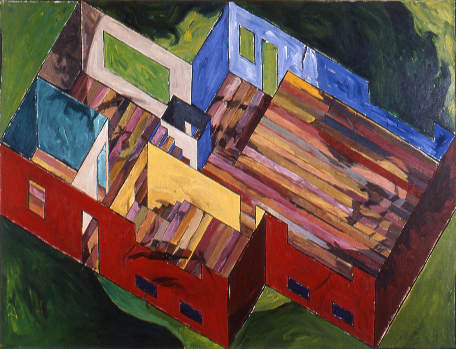 Split-level, 1990