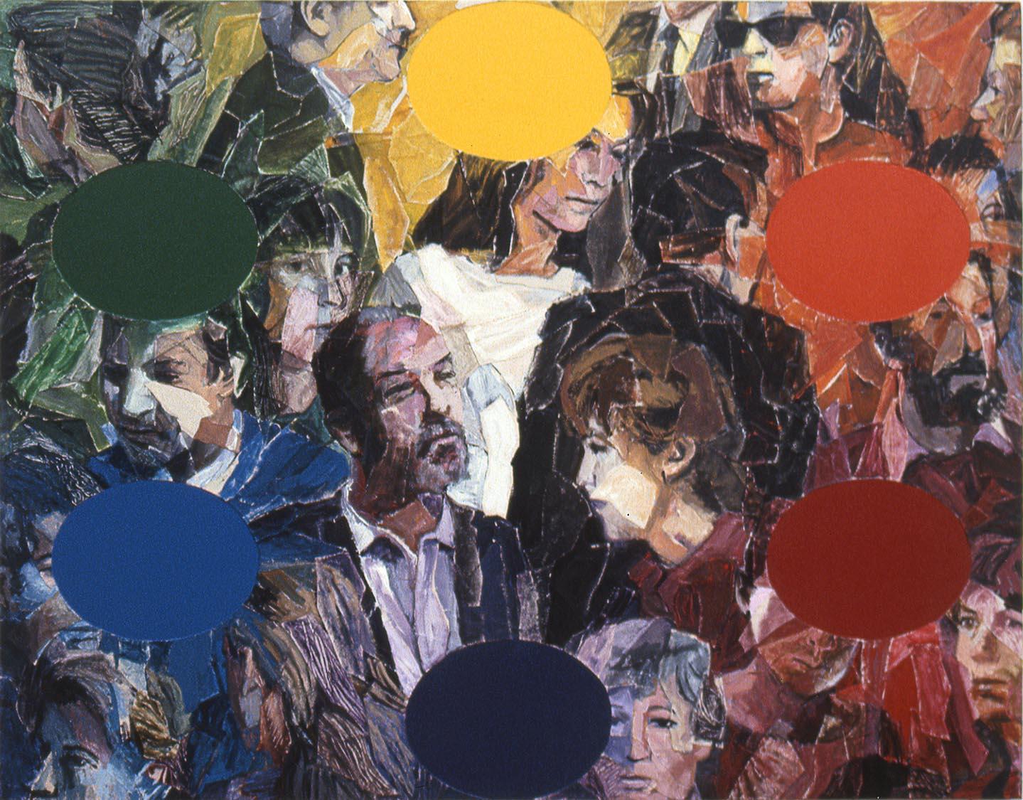 Dans la foule / In The Crowd, 1999