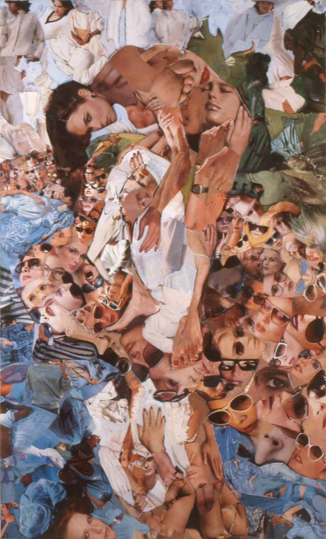 Baigneuse (Bather), 1986