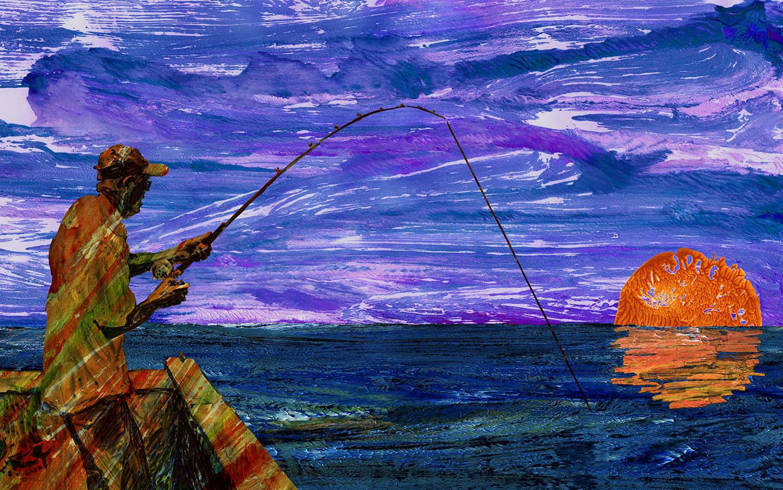 Pêcheur (Fisherman), 2010