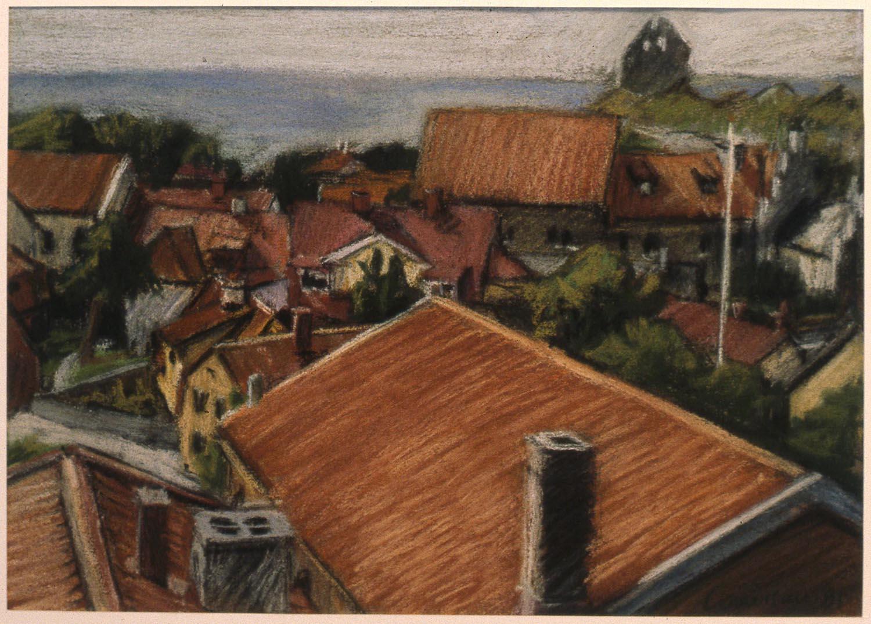 Toits de Visby, 1981