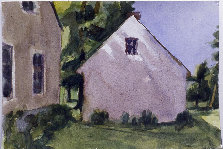 Maison au soleil, 1981