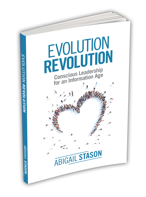 Evolution Revolution by Abigail Stason