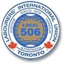 Labourer%27+international+union+toronto+logo