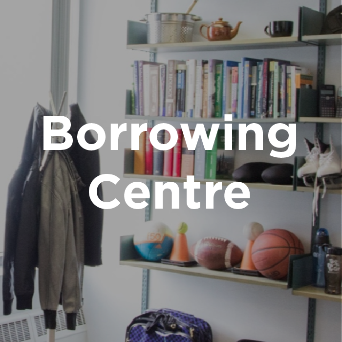 Borrowing Centre