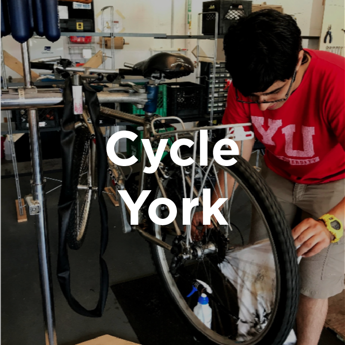Cycle York