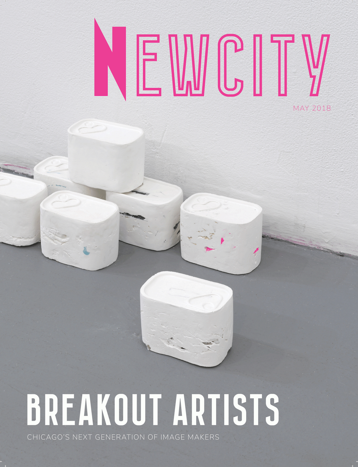 Newcity April 2018/ Cover by  Hương Ngô