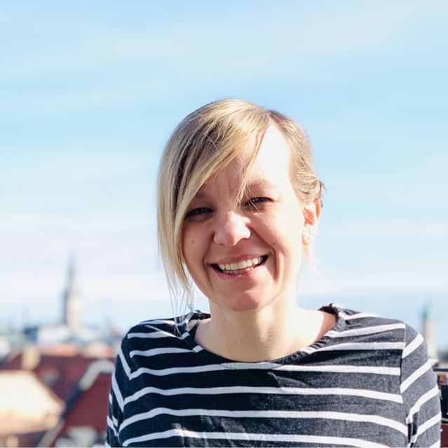 Katharina Artinger Secretary of the ÖGAI Annual Meeting 2019