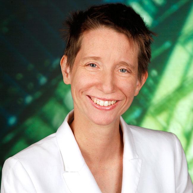 Kathrin Eller President of the ÖGAI Annual Meeting 2019