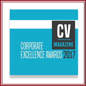 "The prestigious publication Corporate Excellence Awards has publicly announced its 2017 Edition of the ""CV Magazine"" Rankings. We are happy to announce that our law firm has been named   ""M&A LAWYER OF THE YEAR 2017 ­- FLORIDA"""
