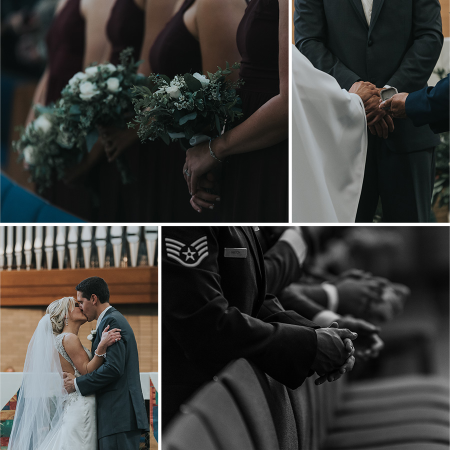 Ohio Catholic Wedding [Terry Farms Photography]
