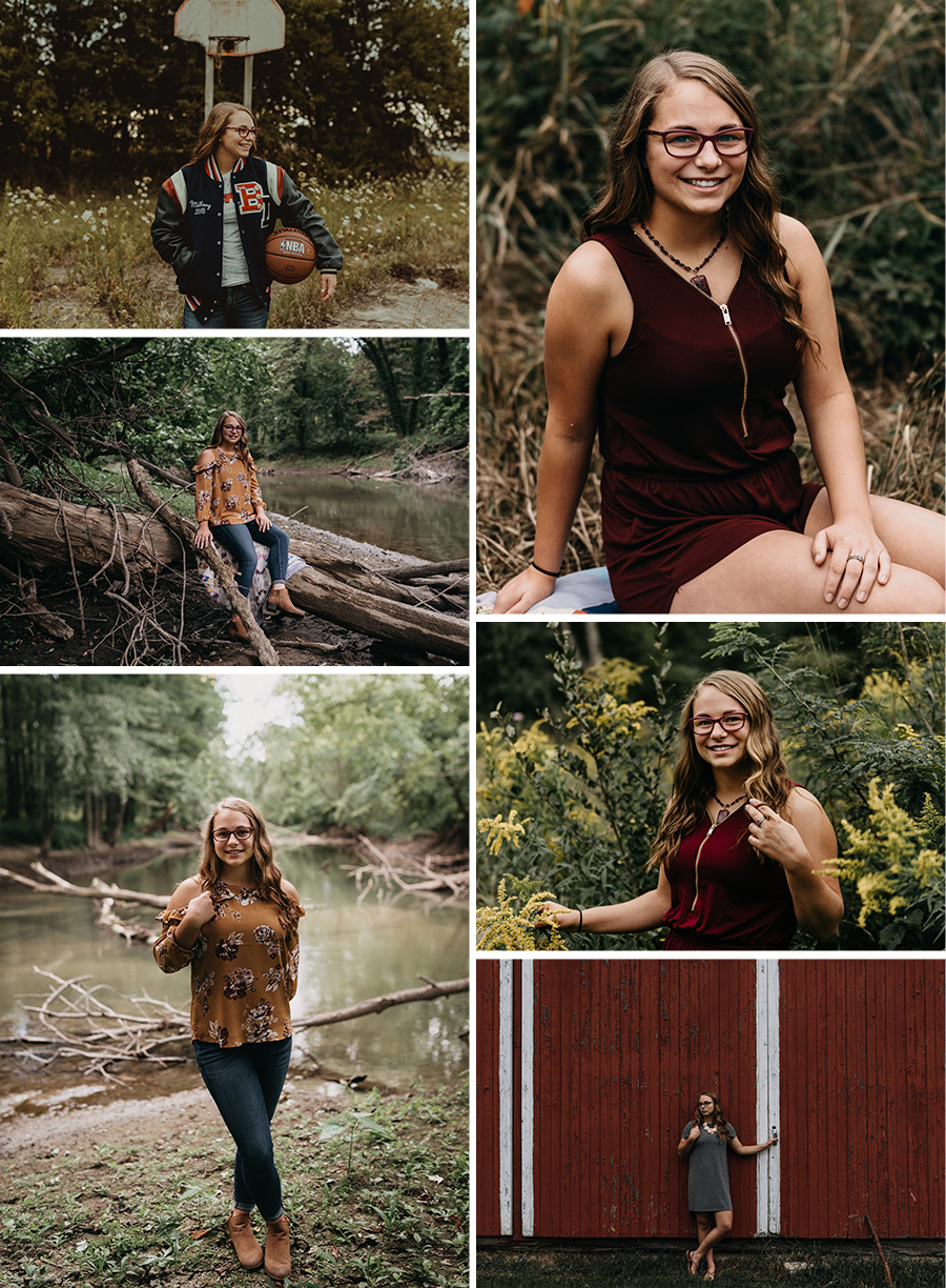 Country Senior Session on the Farm [Terry Farms Photography]