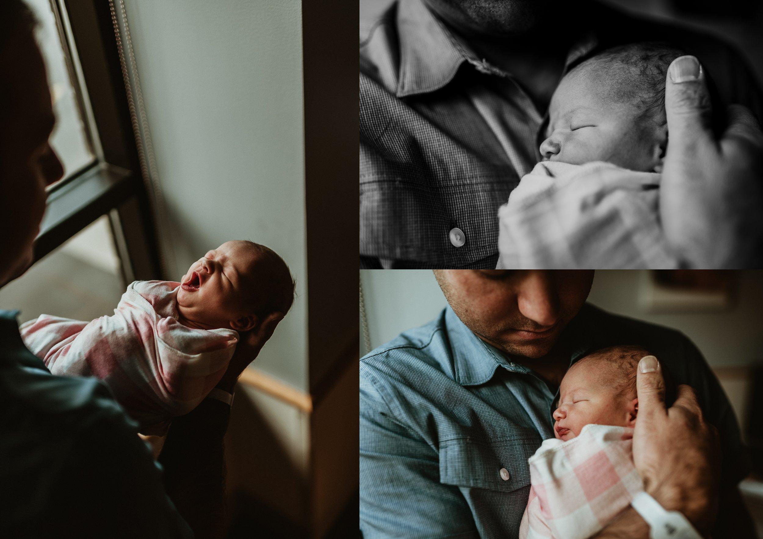 Fresh 48 Session   Terry Farms Photography   Newborn Photo   Hospital Newborn Photography   Documentary Photography   Toledo, Ohio