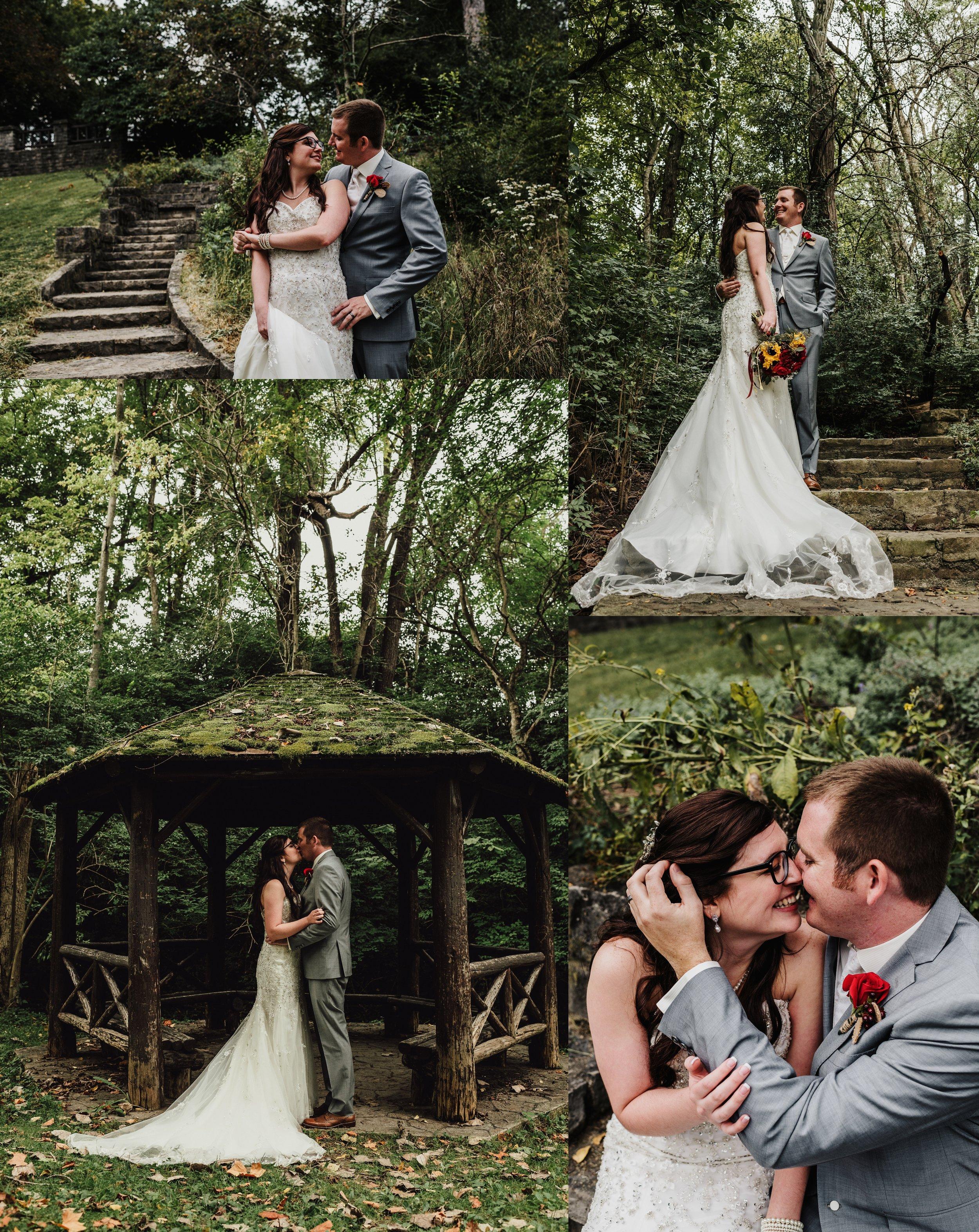 Vintage Wedding   Maumee, Ohio   Ohio Wedding Photography   Rustic Fall Wedding   Toledo, Ohio   Terry Farms Photography