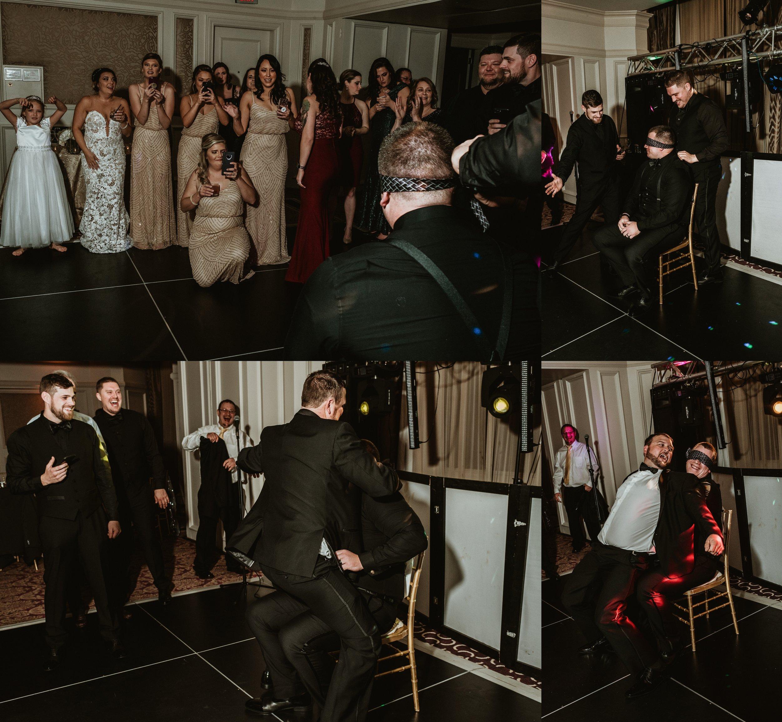 Classic Vintage Wedding   Ritz Carlton Atlanta, Georgia   Terry Farms Photography   Reception Party Dance